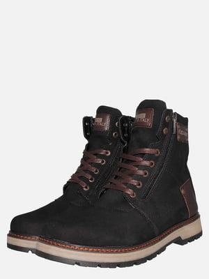 Ботинки черные | 5541590