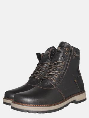 Ботинки коричневые | 5546596