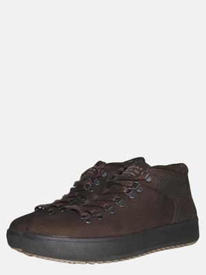 Ботинки коричневые | 5546601