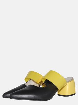 Сабо чорно-жовті | 5547617
