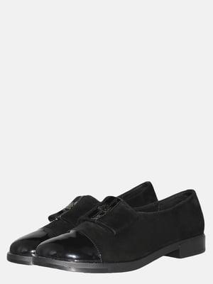Лоферы черные | 5547975