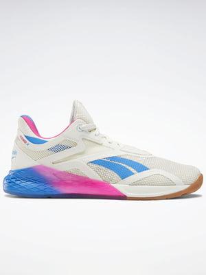 Кросівки триколірні | 5534599