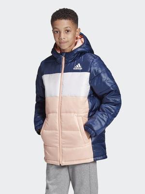 Куртка триколірна | 5548463