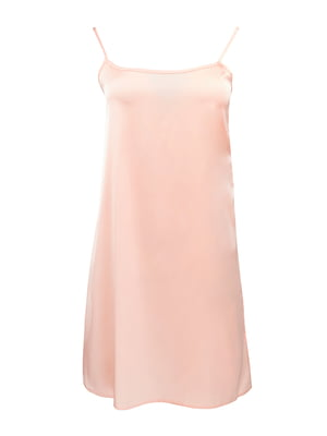Рубашка ночная персикового цвета | 5546507
