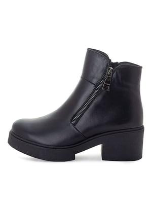 Ботинки черные | 5548953