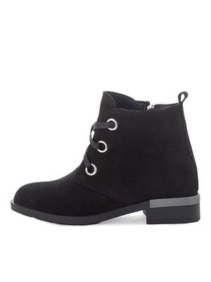 Ботинки черные | 5548968