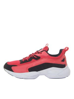 Кросівки червоні | 5548979
