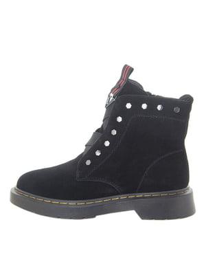 Ботинки черные | 5548994