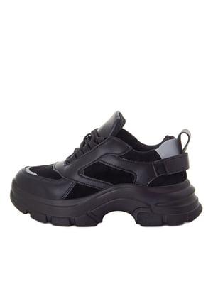 Кроссовки черные | 5549016
