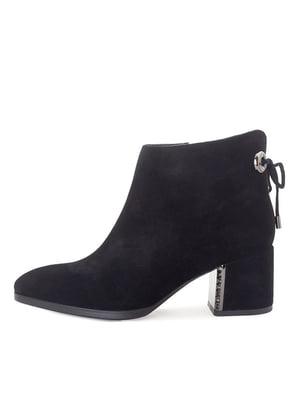 Ботинки черные | 5549076
