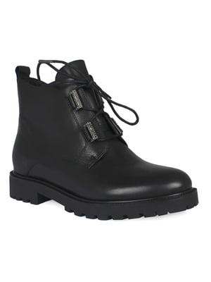 Ботинки черные | 5550505