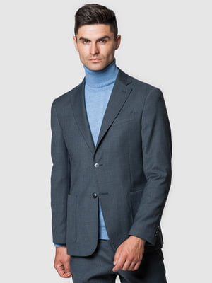 Пиджак синий | 5550894