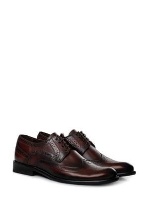 Туфлі коричневі | 5550905
