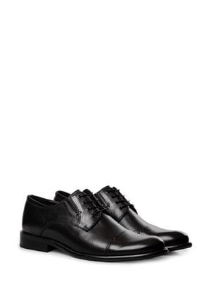 Туфли черные | 5550907