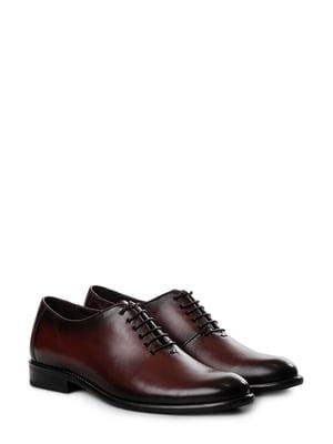 Туфлі коричневі | 5550908