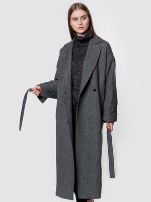 Пальто серое | 5550909