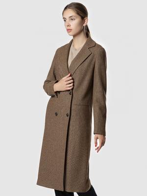 Пальто бежевое | 5550910