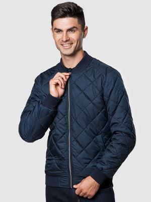 Куртка темно-синяя | 5550915