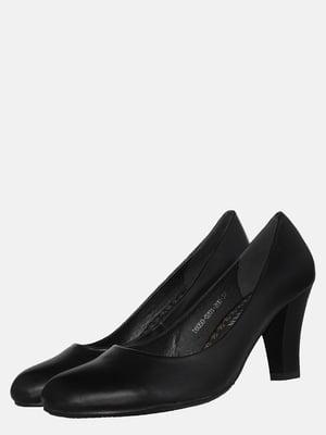 Туфлі чорні | 5537025