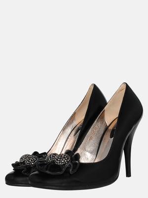 Туфли черные   5550679