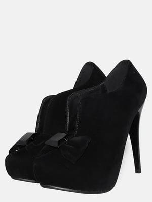 Туфлі чорні | 5550698