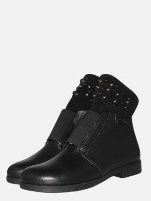 Ботинки черные | 5550786