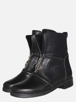 Ботинки черные | 5550788