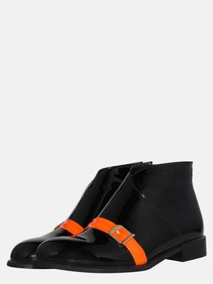Ботинки черные | 5551257