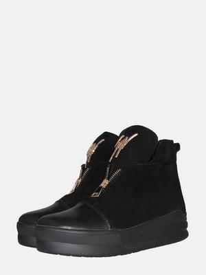 Черевики чорні   5551287