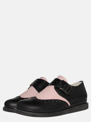 Туфли черные | 5551340