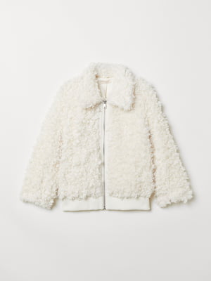Куртка біла | 5527423