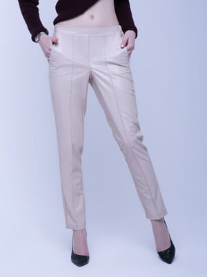 Штани карамельного кольору | 4263410