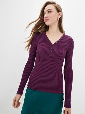 Пуловер кольору фуксії | 5549102