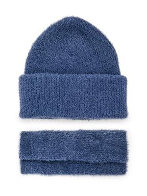 Комплект: шапка та мітенки | 5552583
