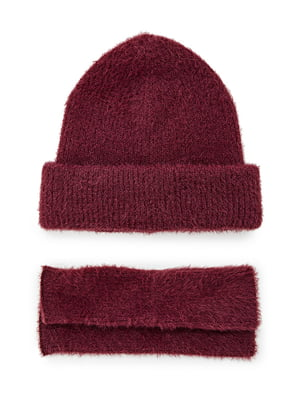 Комплект: шапка та мітенки | 5552584