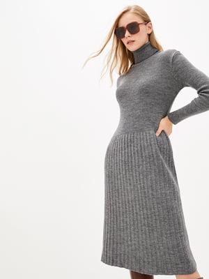 Платье серое | 5552667