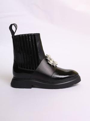 Ботинки черные | 5548379