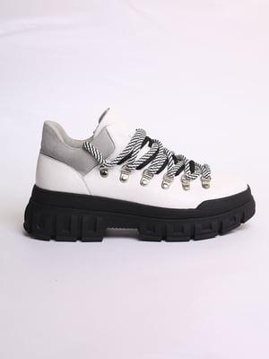 Ботинки белые | 5548386