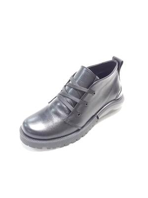 Ботинки черные | 2575279