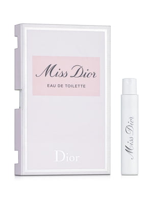 Туалетна вода (пробник; 1 мл) - Christian Dior - 5548364