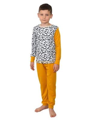 Піжама: джемпер і штани   5553068
