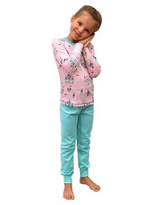 Пижама: джемпер и брюки | 5553070