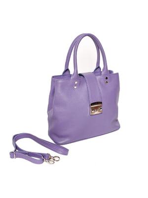 Сумка фіолетова | 5553267