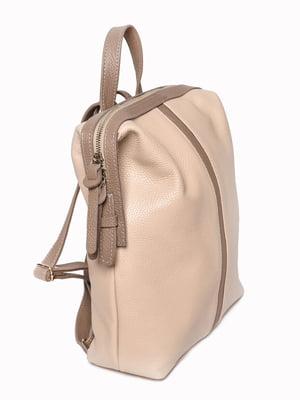 Рюкзак бежевый | 5553287