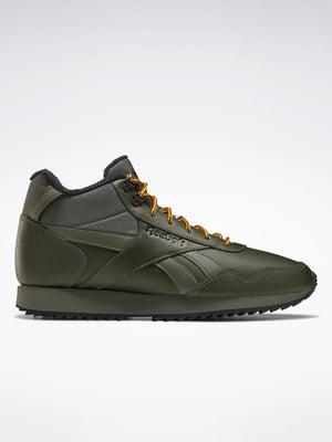Кросівки кольору хакі | 5553199