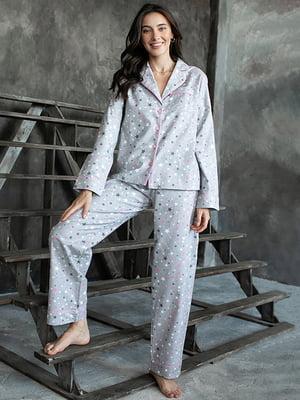 Піжама: сорочка і штани | 5554095