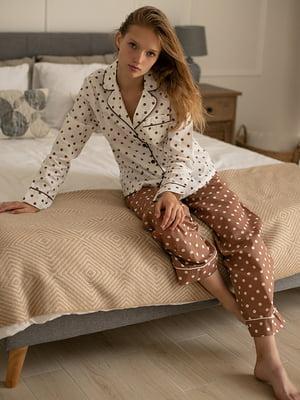 Піжама: сорочка і штани | 5554098