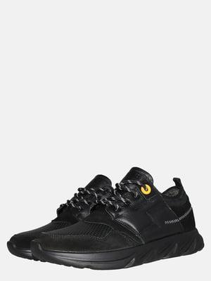 Кроссовки черные   5550534