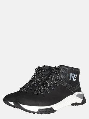 Ботинки черные | 5550535