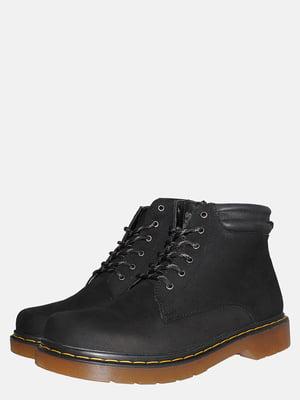 Ботинки черные | 5550541